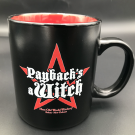 Hex Payback's A Witch with Pentacle - Mug