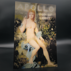 Hex Apollo Postcard