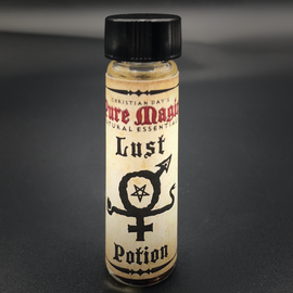 Hex Pure Magic Lust Potion