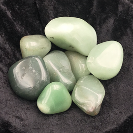Hex Tumbled Aventurine
