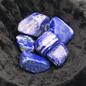 Hex Tumbled Lapis Lazuli