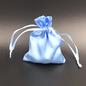 Hex Light Blue Mojo Bag