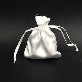 Hex White Mojo Bag