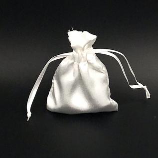 Hex White Mojo Bag