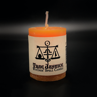 Hex Hex Votive Candle - True Justice