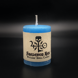 Hex Hex Votive Candle - Skeleton Key