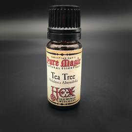 Hex Tea Tree (Melaleuca Alternifolia) - 10ml