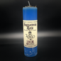 Hex Hex Pillar Candle - Skeleton Key