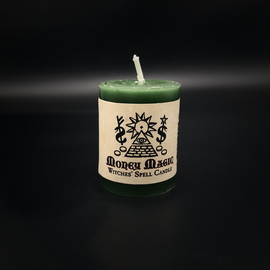 Hex Hex Votive Candle - Money Magic