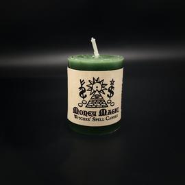Hex Hex Votive Candle - Money Magic