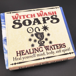 Hex Healing Waters - Witch Wash Soap