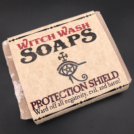 Hex Protection Shield - Witch Wash Soap
