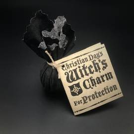 Hex Witch's Charm for Protection