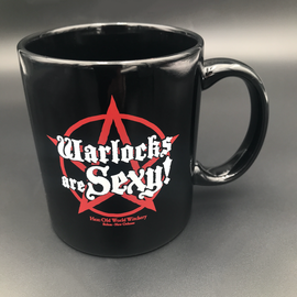 Hex Warlocks Are Sexy - Mug