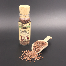 Hex Flax Seeds