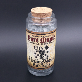 Hex Pure Magic Healing Bath Salts