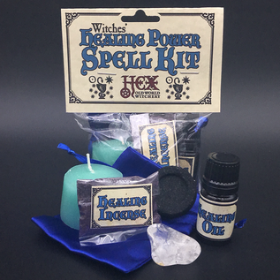 Hex Salem Witches' Healing Spell Kit