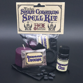 Hex Salem Witches' Spirit Conjuring Spell Kit