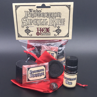 Hex Salem Witches' Protection Spell Kit