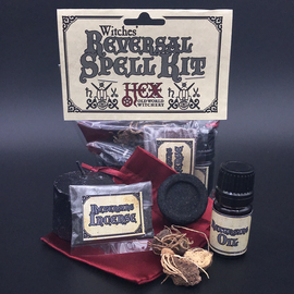 Hex Salem Witches' Reversal Spell Kit