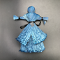 Hex Tree of Life Corn Husk Charm Doll