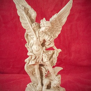 Hex Archangel Michael Slaying the Devil Small