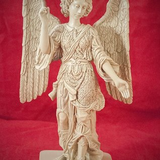 Hex Archangel Raphael Statue