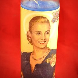 Hex Evita Peron 7-Day Candle