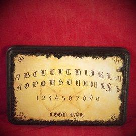 Hex Ouija Board Pendulum Board