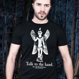 Hex Talk To The Hand T-Shirt(sm)