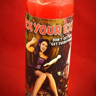 Hex Hex Your Ex! 7-Day Candle