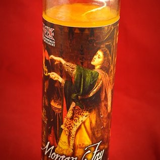 Hex Morgan Le Fay 7-Day Candle