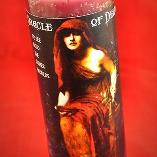 Hex Oracle of Delphi 7-Day Candle