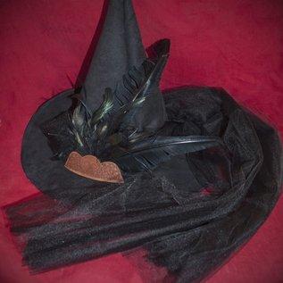 Hex Salem Witch Grave Image Hat