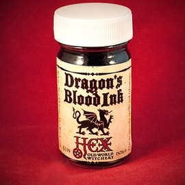 Hex Dragon's Blood Ink