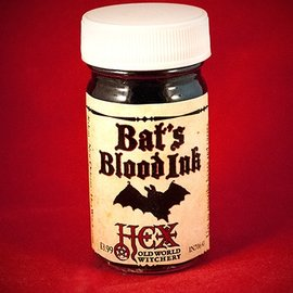 Hex Bat's Blood Ink