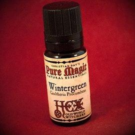 Hex Wintergreen (Gaultheria Procumbens) - 10ml