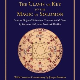 Hex The Clavis or Key to the Magic of Solomon