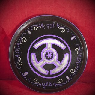 Hex Hecate Wheel Pendulum Board in Purple