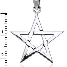 Hex Pentagram Pendant