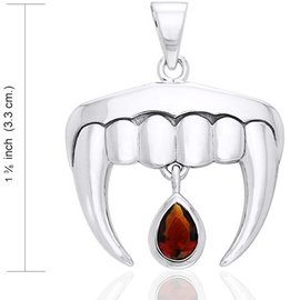 Hex Vampire Fangs Pendant  - Worldwide Exclusive to HEX