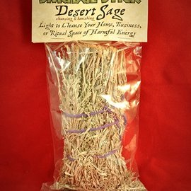 Hex Sage Smudge Stick 5