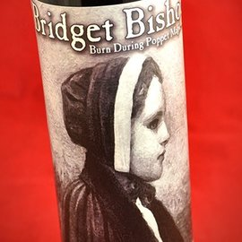 Hex Bridget Bishop 7-Day Candle