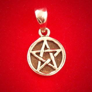 Hex Small Solid Pentacle