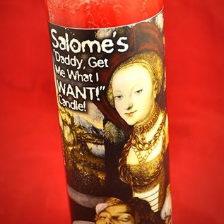 Hex Salome 7-Day Candle