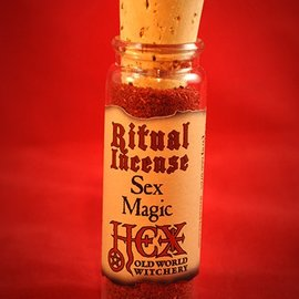 Hex Sex Magic Ritual Incense