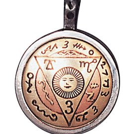 Hex Travel Talisman for Safety on Journeys
