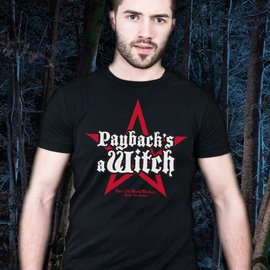 Hex Payback's A Witch T-Shirt(xl)