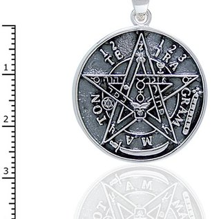 Hex Seal of Solomon Pentacle