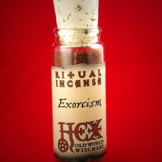 Hex Exorcism Ritual Incense